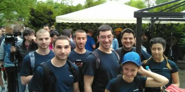 Отбор Skechers подкрепи събитието Wings for Life World Run 2017
