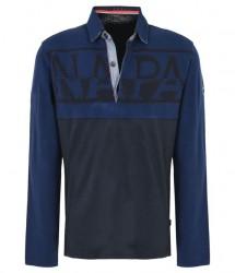 Мъжка блуза EFIN LS BLUE