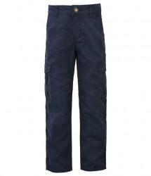 Детски панталон K MOTO WINT 1 BLUE