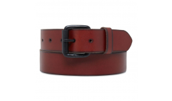 Мъжки колан 38mm Leather Belt Brown