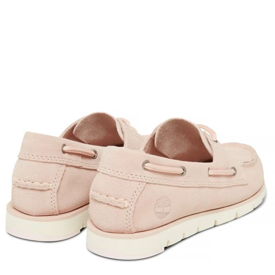 Дамски мокасини Camden Falls Boat Shoe Pale Rose