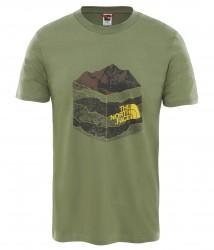 Мъжка тениска M S/S FLASH TEE