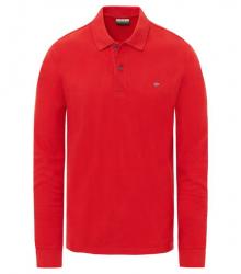 Мъжки блуза поло шърт ERTHOW LOGO ORANGE RED