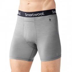 Мъжко термо бельо Smartwool Men App - Merino 150 in Grey