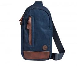 Унисекс раница Cohasset Water-resistant Sling Travel Bag in Navy
