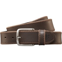 Мъжки колан Basic Man Leather Belt in Brown
