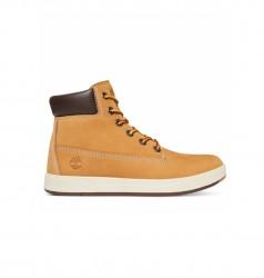 Юношески обувки Timberland Davis Square 6-inch Boot in Wheat
