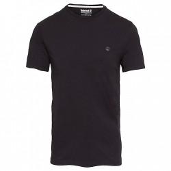 Мъжка тениска Dunstan River T-shirt for Men in Black