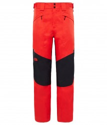 Мъжки панталон M PRESENA PANT FIERY RED/BLACK