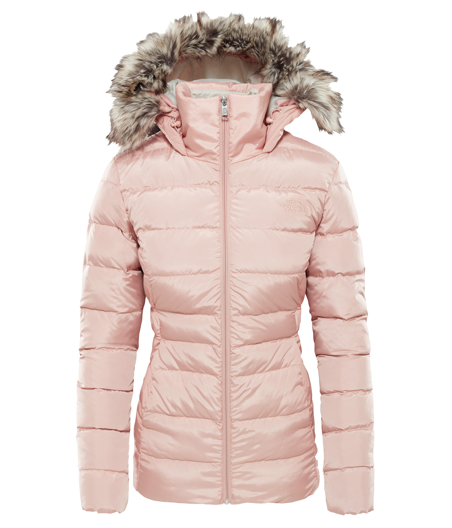 6a91d747bc0 Дамско яке W GOTHAM JKT II MISTY ROSE - The North Face
