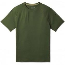 Мъжка тениска M Merino150 BL in Green