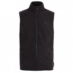 Мъжки елек Whiteface River Fleece Vest for Men in Black