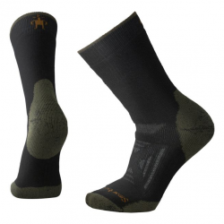 Мъжки чорапи Men's PhD® Outdoor Heavy Crew Socks in Black