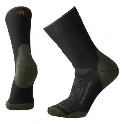 Мъжки чорапи Men's PhD® Outdoor Heavy Crew Socks in Black