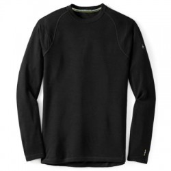 Мъжко термо бельо Men's Merino 250 Baselayer Crew in Black