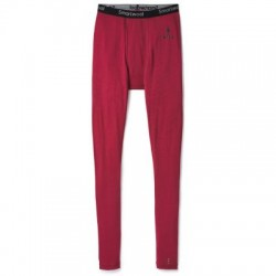Мъжко термо бельо Men's Merino 200 Baselayer Bottom in Tibetan Red