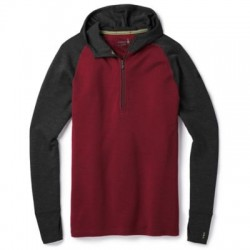Мъжко термо бельо Men's Merino 250 Baselayer Hoody in Tibetan Red