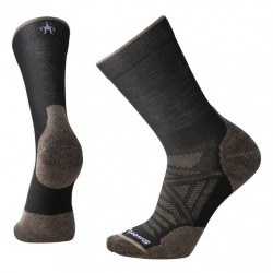 Мъжки чорапи Men's PhD® Outdoor Light Crew Socks in Black/Fossil