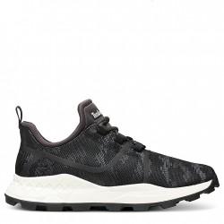 Мъжки обувки Brooklyn Fabric Sneaker for Men in Black
