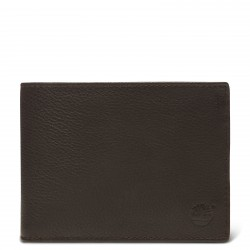 Мъжки портфейл Kennebunk Large Wallet for Men in Dark Brown