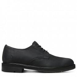 Мъжки обувки Windbucks Oxford for Men in Black