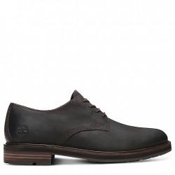 Мъжки обувки Windbucks Oxford for Men in Dark Brown
