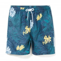 Мъжки бански Sunapee Patterned Leisure Shorts for Men in Yellow