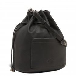 Дамска чанта Ashbrook Bucket Bag for Women in Black