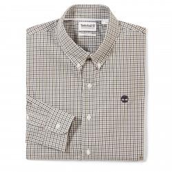 Мъжка риза Suncook River Gingham Shirt for Men in Green