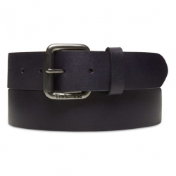 Мъжки колан Roller Buckle Belt for Men in Navy