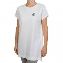 Дамска тениска SALME W LOGO BRIGHT WHITE