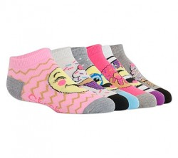 Детски чорапи 6 Pack Emoji, Ice Cream MULT
