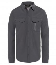 Мъжка риза M L/S SEQUOIA ST ASPHALTGY/MIDGY