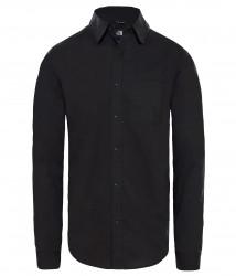 Мъжка риза M L/S WATKINS SHRT TNF BLACK