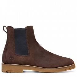 Мъжки обувки Folk Gentleman Chelsea Boot for Men in Brown