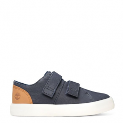 Детски обувки Newport Bay Leather Trainer for Toddler in Navy