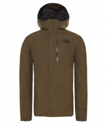 Мъжко яке M DRYZZLE JACKET NEW TAUPE GREEN