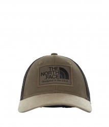 Детска шапка Y MUDDER TRUCKER NEW TAUPE GREEN