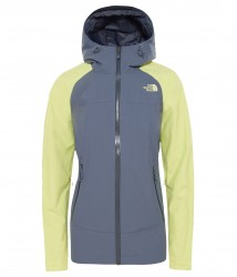 b4dab5da817 Дамско яке W STRATOS JACKET GRISAILLE GREY. The North Face. Дамско яке ...