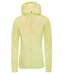 Дамско горнище W HIKESTELLER HOODY EXOTIC GREEN DA