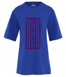 Дамска тениска W SS 92RETR RAGEDTEE LAPIS BLUE