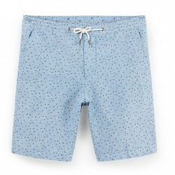 Мъжки шорти Squam Lake Chambray Shorts for Men in Blue