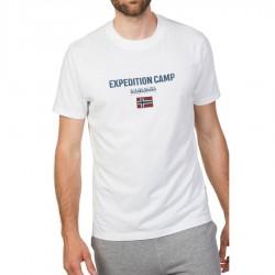 Мъжка тениска SONTHE BRIGHT WHITE