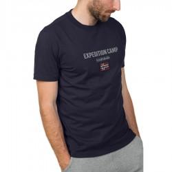 Мъжка тениска SONTHE BLU MARINE