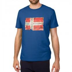 Мъжка тениска SEITEM SKYDIVER BLUE
