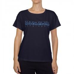 Дамска тениска SEVORA W BLU MARINE