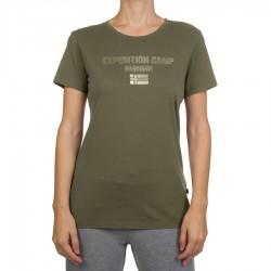 Дамска тениска SONTHE W NEW OLIVE GREEN