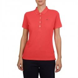 Дамска тениска ELMA PIQUET 1 GRENADINE RED