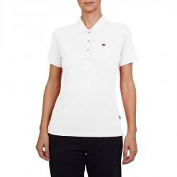 Дамска тениска ELMA PIQUET 1 BRIGHT WHITE