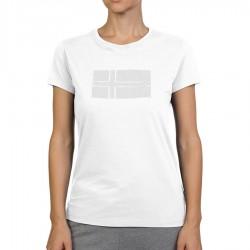 Дамска тениска SEFRO BRIGHT WHITE